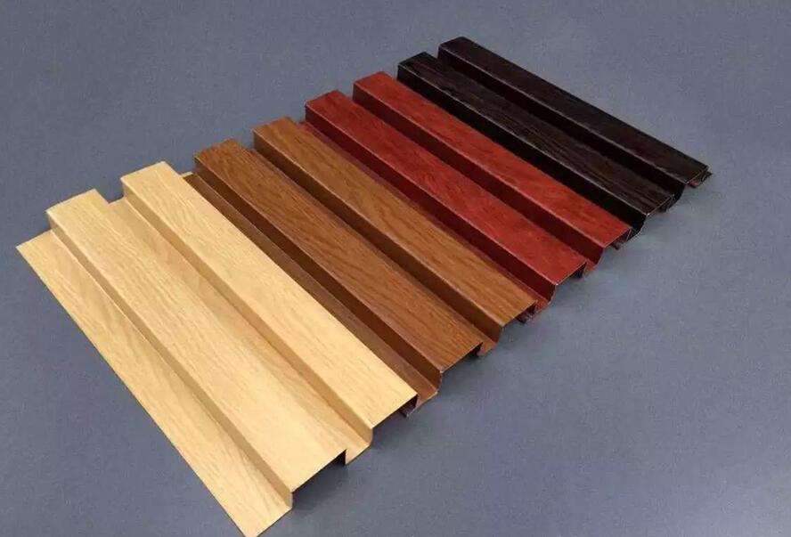 仿木纹长城板